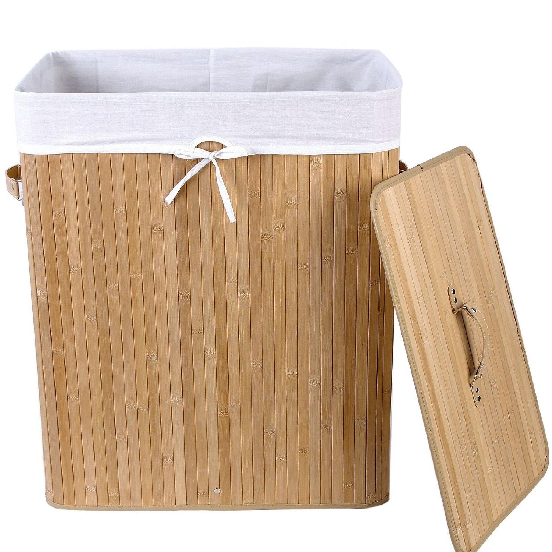 Wäschetruhe Bambus Testsieger